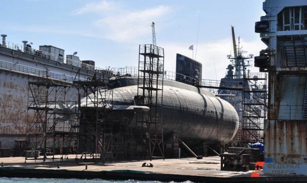 Сейчас попасть на службу на подводную лодку очень сложно