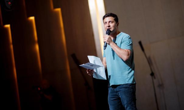 Зеленский заявил, что спецслужбам просто нравится его юмор