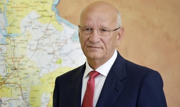 Юрий Берг не назвал оренбуржцам причины своей отставки