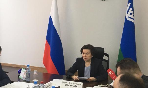 Сегодня в Ханты-Мансийске прошло заседание оргкомитета Югорского лыжного марафона