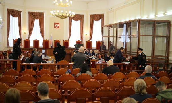 В нижегородском суде проходят прения по делу бывшего мэра