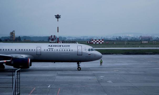 Нижегородка сообщила о бомбе на борту самолета Москва – Нью-Йорк