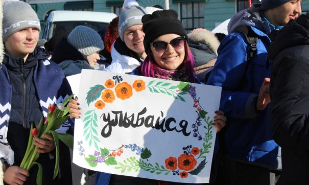 «Дорогая, ты права!» Сибиряки сделали необычное признание женщинам и девушкам
