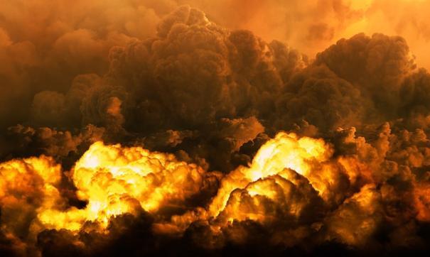 В результате пожара на химзаводе в Китае погибли 44 человека