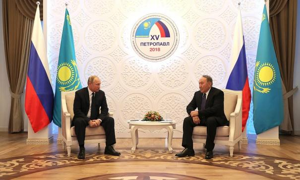 Путин знал об уходе Назарбаева до официального объявления