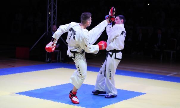 Губернатор Воробьев открыл Всероссийский турнир по тхэквондо