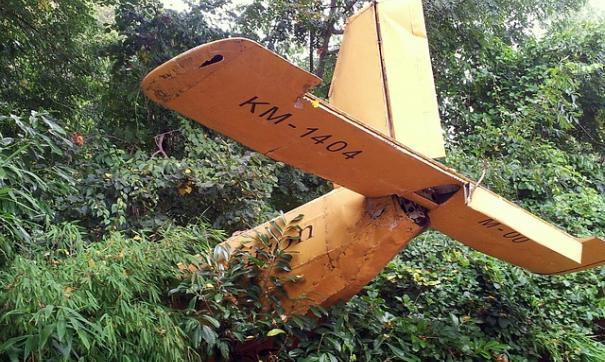 Летчик из Ботсваны врезался в свой дом на самолете после ссоры с женой