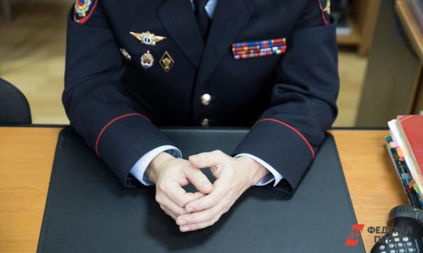 Обвиняемого в мошенничестве отстранили от работы в полиции