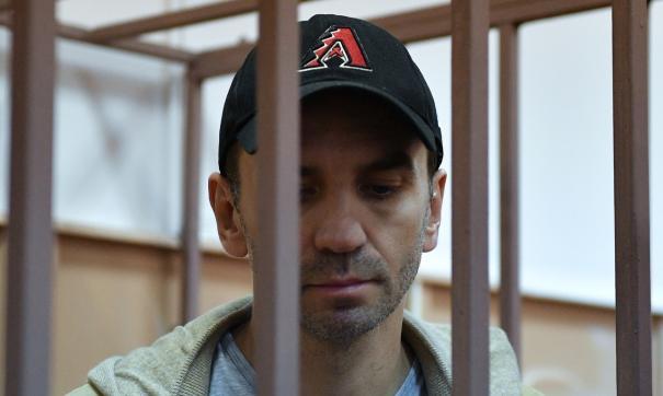 Абызова арестовали на два месяца