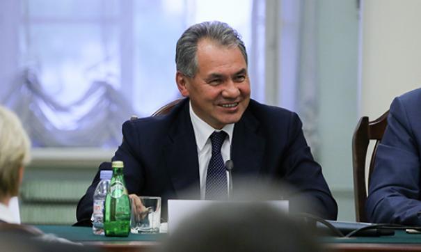 Шойгу договорился с Лимаренко о передаче земель