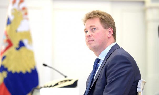Партийцы обсудили с губернатором главные проблемы региона