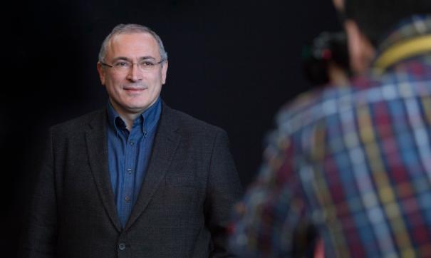 Михаил Ходорковский ждет когда сменится власть в России