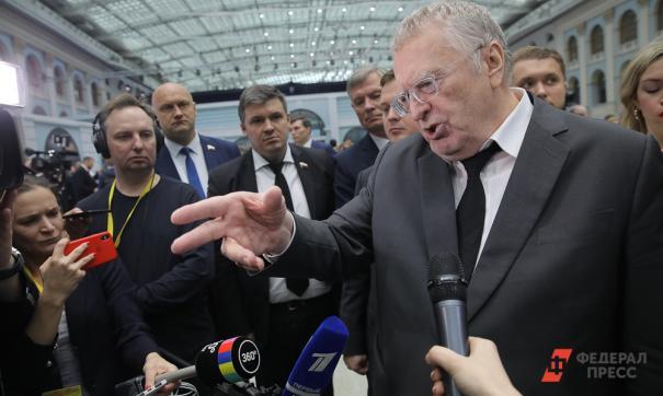 Жириновский и Рогозин обменялись странными предложениями