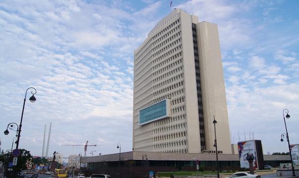 Администрации Приморья до полного обновления осталось два шага