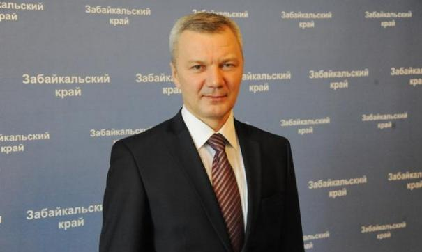 Вице-премьер Забайкалья ушел в отставку