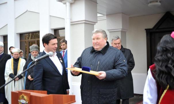 Центр открылся в Саранске в ноябре прошлого года