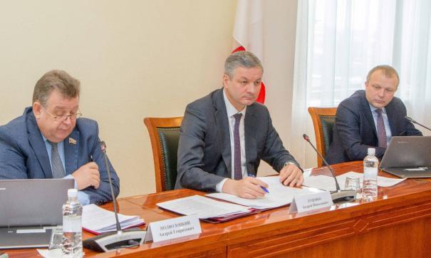 Состав общественной палаты Вологодской области станет известен в конце марта