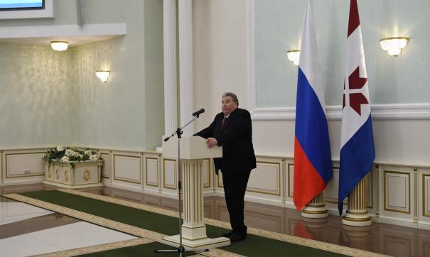 Глава Мордовии поручил создать в республике центр по работе с одаренными детьми