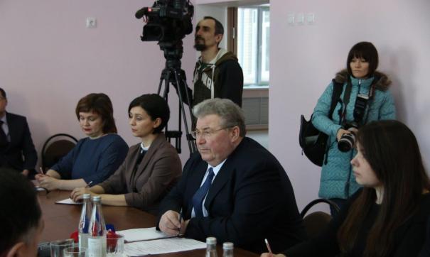 Волков поручил кабмину Мордовии заняться программой ремонта детсадов