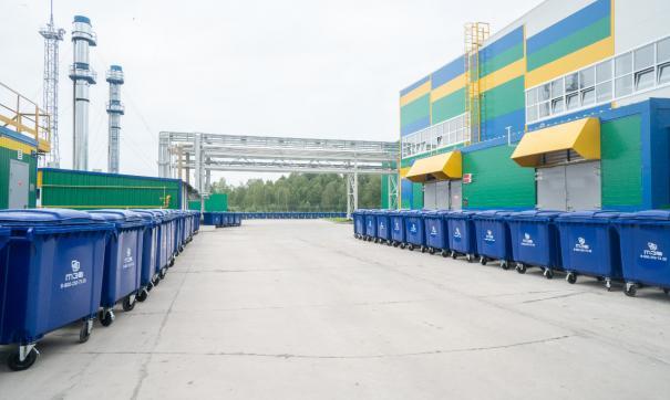 Регоператор «ТЭО» займется мусором еще в трех районах Тюменской области