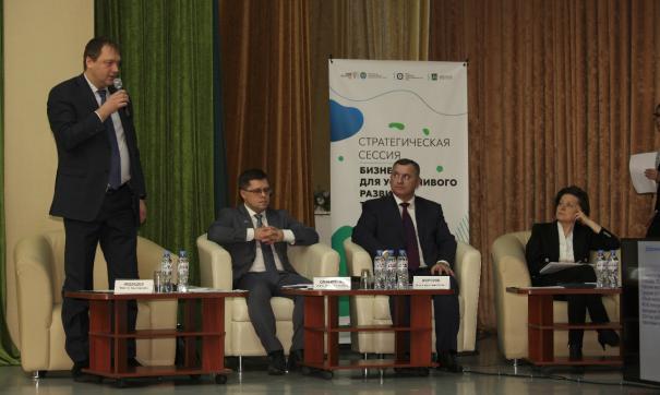 Максим Медведев рассказал о работе энергетической компании в городе