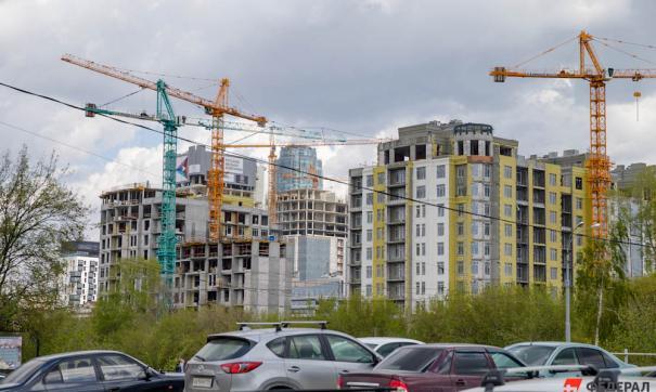 Волков поручил увеличить объемы строительства до 500 тысяч квадратных метров жилья