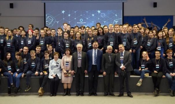В Иркутске проходит финал олимпиады «Национальные технологические инициативы»