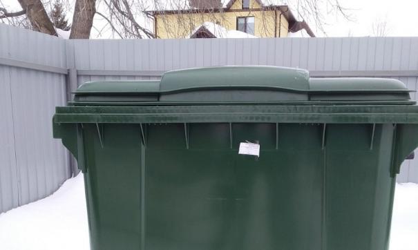 В Тюменской области появятся еще 1660 мусорных баков