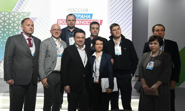 Воробьев стал наставником будущих лидеров