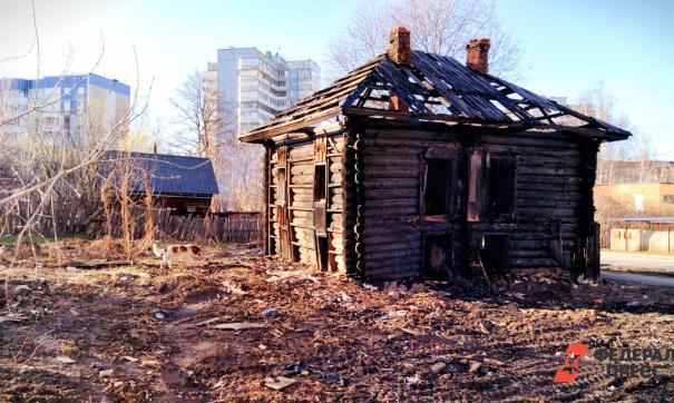 Пожарные рассчёты не справляются из-за труднодоступности населенного пункта