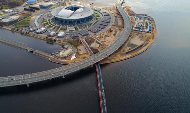 В Петербурге на Крестовском острове построят спортивный объект
