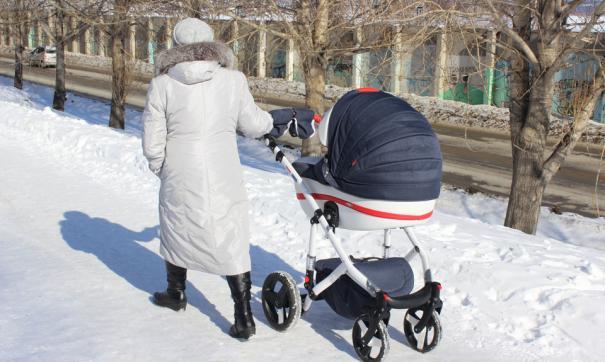 В Петербурге у невнимательной няни коляска с малышом скатилась в реку