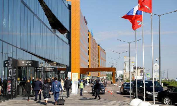 В этом году Арктический форум пройдет в Санкт-Петербурге с девятого по десятое апреля