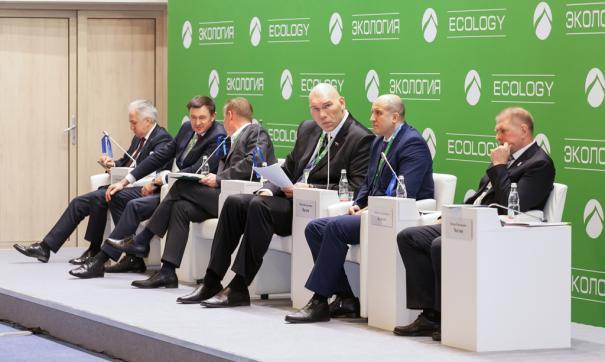 Замминистра природных ресурсов и экологии Сергей Ястребов станет одним из участников сессии в рамках форума «Экология»