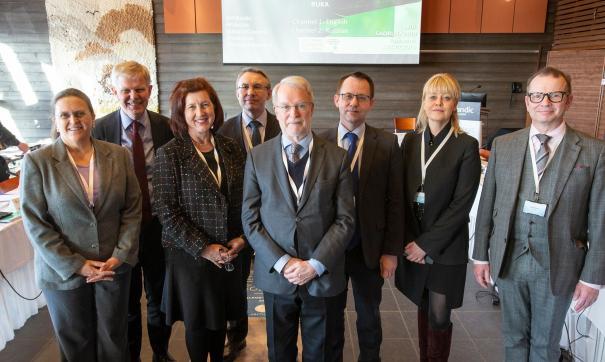 Обсуждение развития региона продолжится на Арктическом форуме, который пройдет с девятого по десятое апреля
