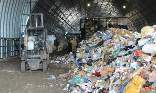 Минприроды судится с мусорщиками.