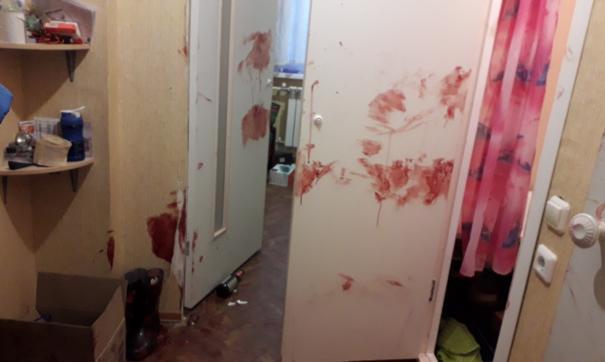 Разговоры с женой обернулись мужчине кровавой расправой.
