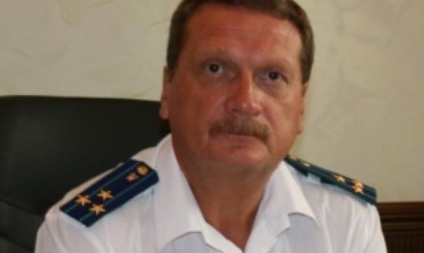Полковник возглавлял ведомство менее полугода.