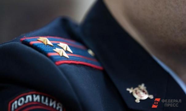 Полковник полиции может стать подозреваемым по уголовному делу.