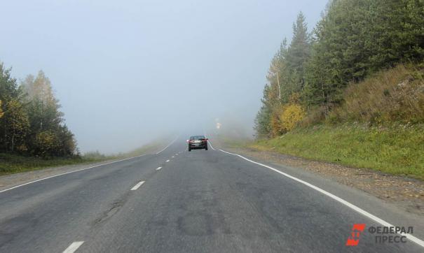 Построенный метр должен привлечь внимание к проблеме с качеством дорог в Румынии