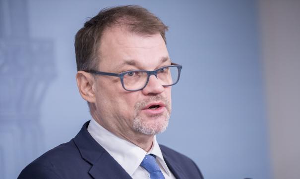 Премьер-министр Юха Сипиля лично решил уйти в отставку