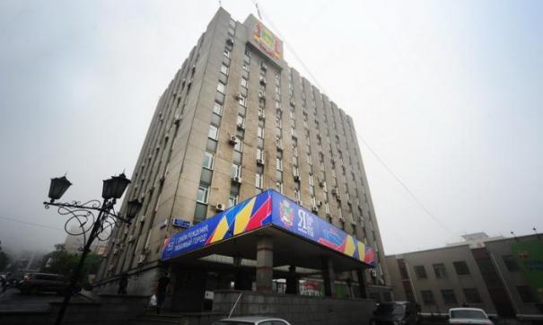 Мэрию Владивостока покидает человек Веркеенко