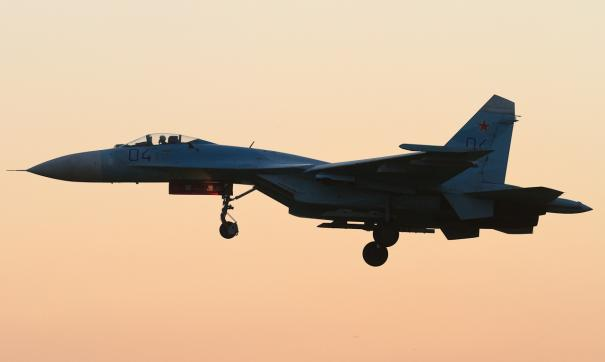 Россия перехватила американский самолет-разведчик над Балтикой