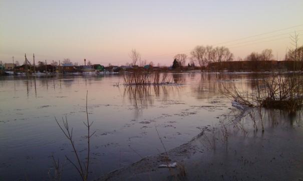 В Зауралье в некоторых районах опасаются большой воды