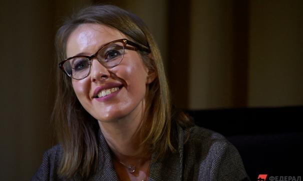 Ксения Собчак посоветовала Волочковой задуматься о стиле в одежде и предложила помощь стилиста