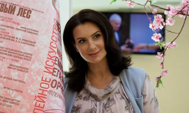 Ведущая Екатерина Стриженова – лицо программы «Доброе утро» на Первом канале