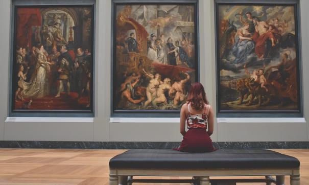 Русский музей выпустил линейку сувениров по мотивам картины Куинджи «Ай-Петри. Крым», похищенной в конце января из Третьяковки