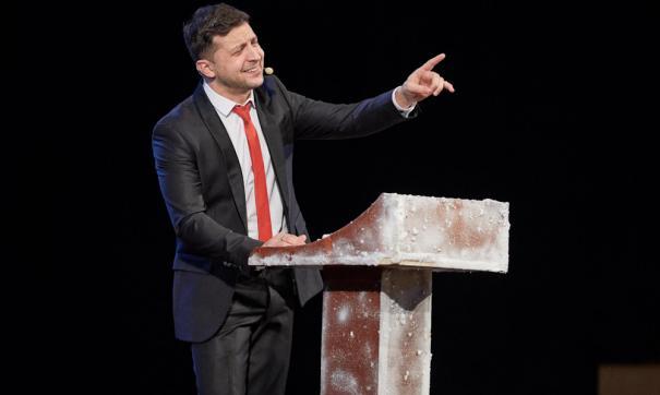 Владимир Зеленский стал лидером президентской гонки