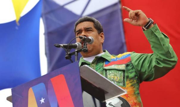 Венесуэла обвинила США в блэкауте