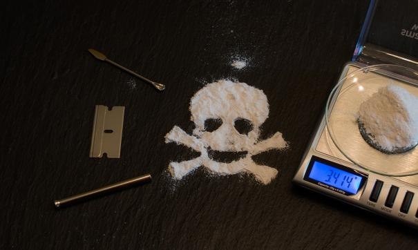 Мужчина фасовал и раскладывал наркотики в тайники